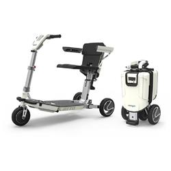 SCOOTER PLEGABLE ATTO BLANCA